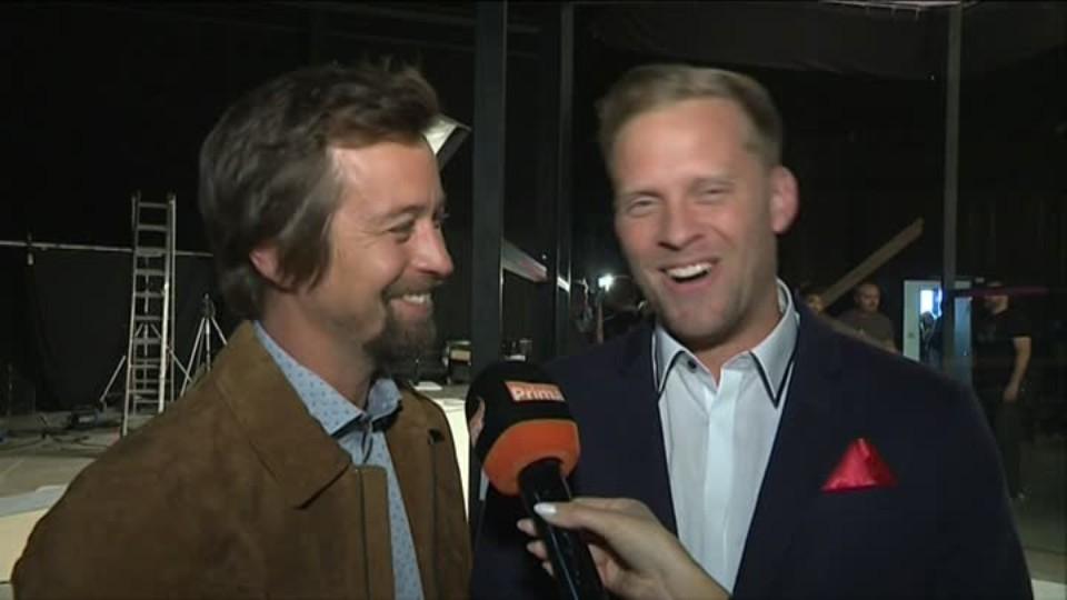 TOP STAR 24.8.2016 - Jakub Prachař a Jan Dolanský