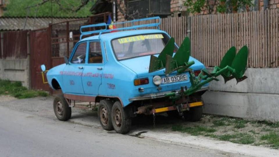Dacia 1300 6x6