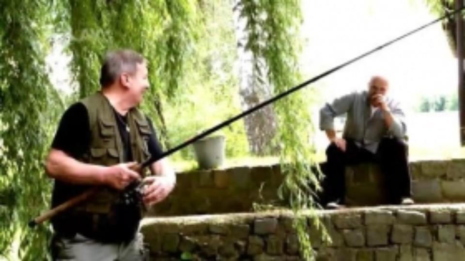 Ano, šéfe! V (6) - Rybolov