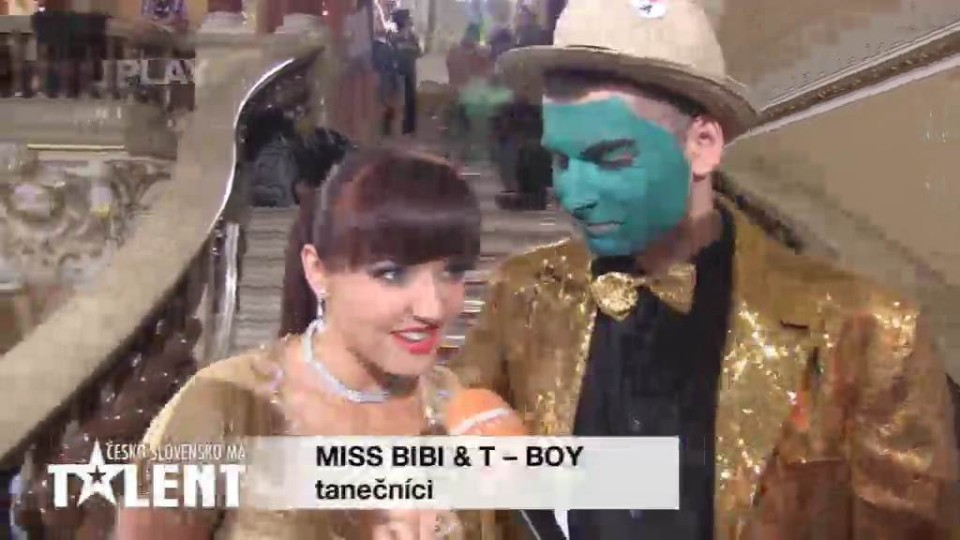 ČSMT IV (1) - MISS BIBI & T-BOY rozhovor