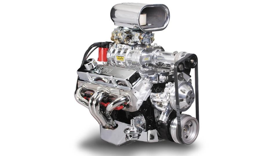 Model spalovacího motoru 1
