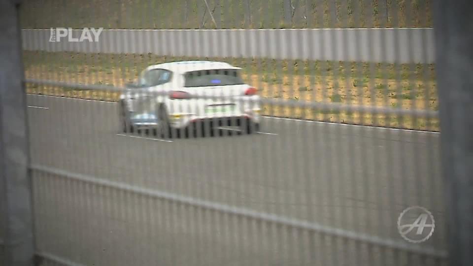 Volkswagen Scirocco R-Cup CNG