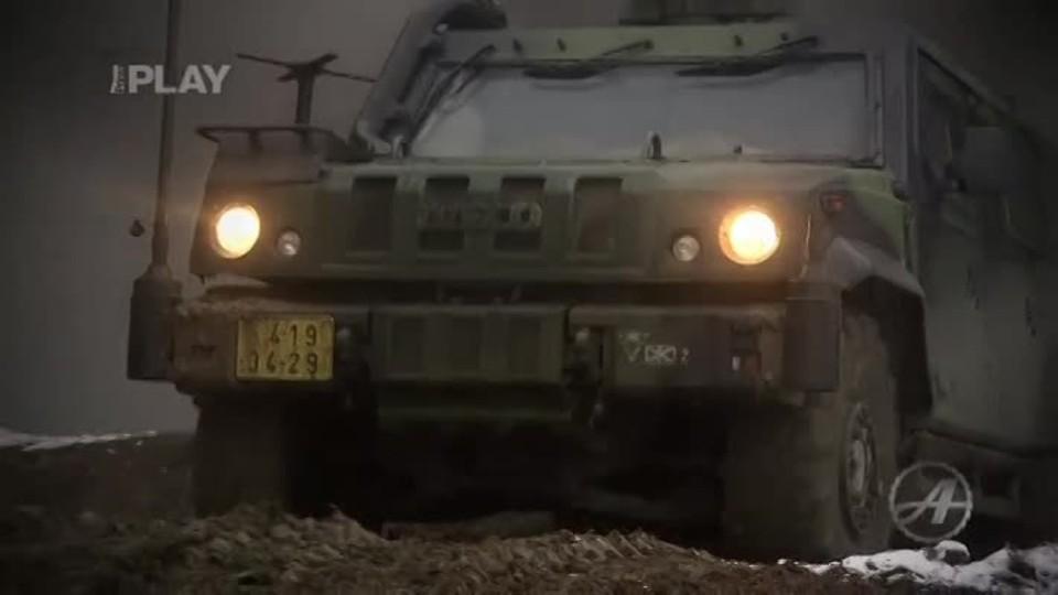 Vojenské Iveco LMV I
