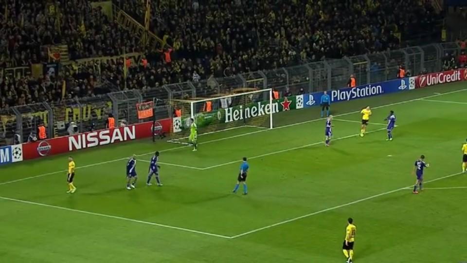 Sestřih zápasu - Dortmund v Anderlecht (9.12.2014)