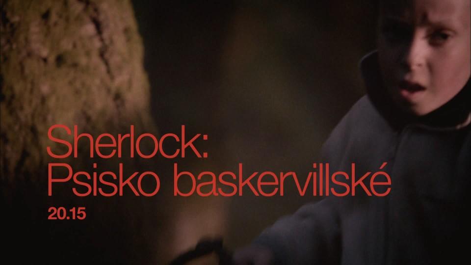 Sherlock: Psisko baskervillské - upoutávka