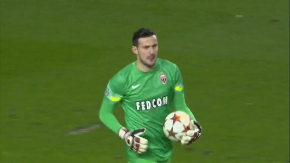 Sestřih zápasu - Monaco v Zenit (9.12.2014)