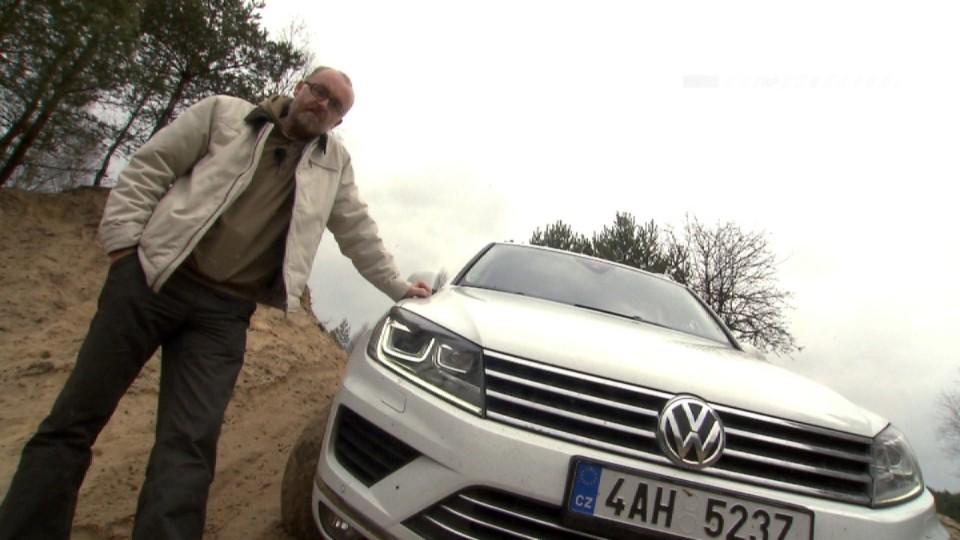 Volkswagen Touareg V6 3,0 TDI Terrain Tech BMT