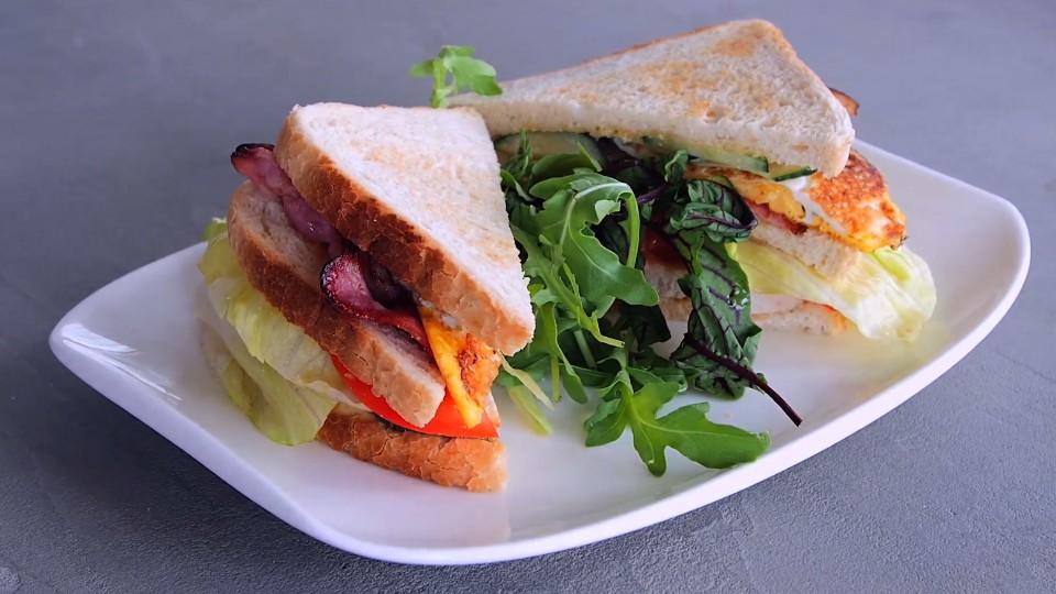 Prima Fresh - Club Sandwich