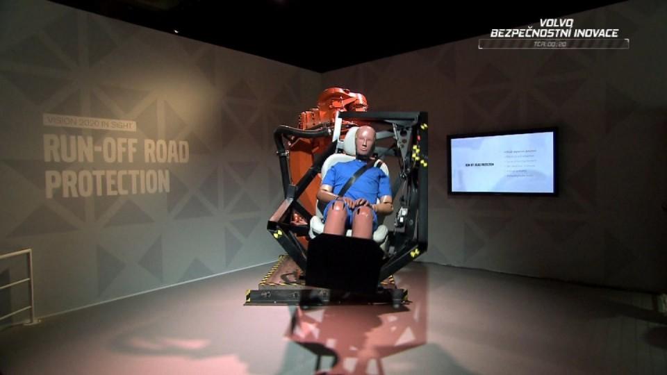 Volvo bezpečnostní inovace