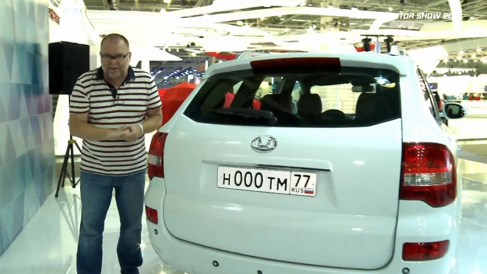 Moskva Motorshow III