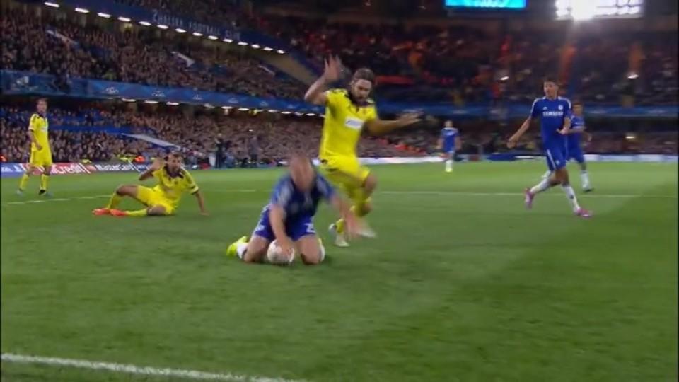 Penalta - E. Hazard 77 (21.10.2014)