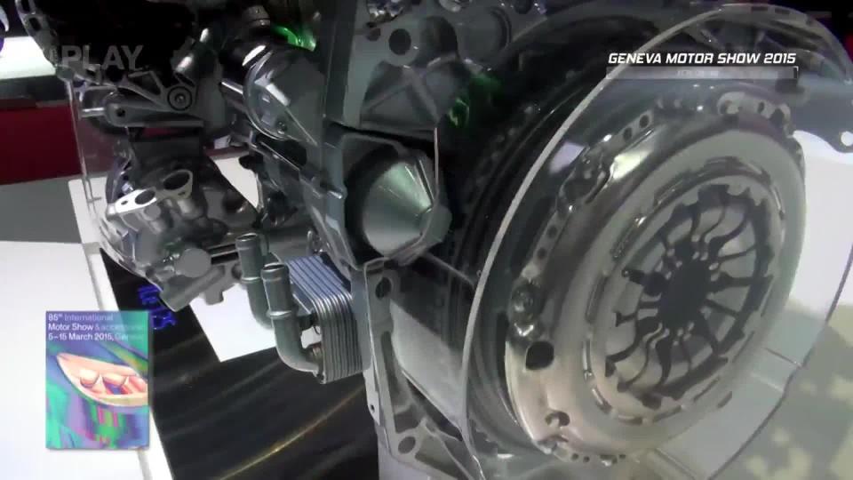 Ženeva - Rolls-Royce