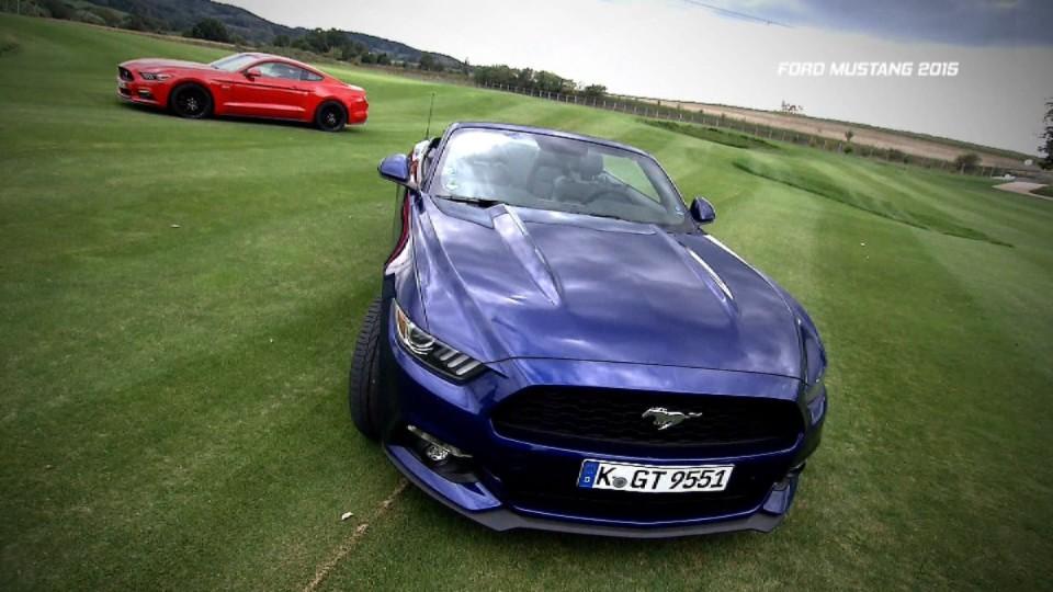 Ford Mustang 2015 II.část