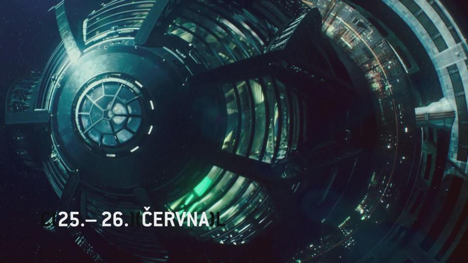 Vesmírná loď Ascension maraton (25.-26.6.) - upoutávka