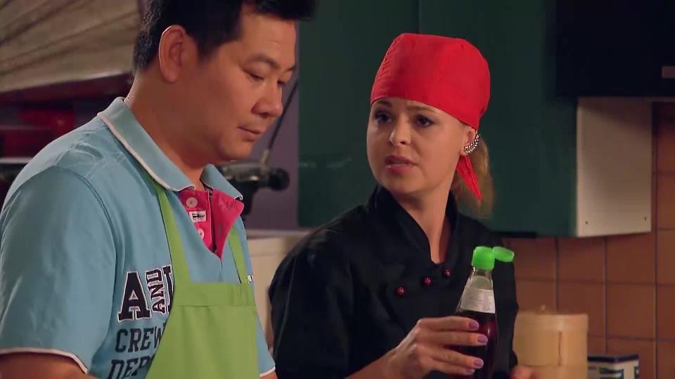 Vietnamský kuchař macho