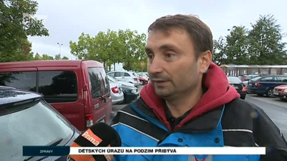 Zprávy FTV Prima 6.10.2016