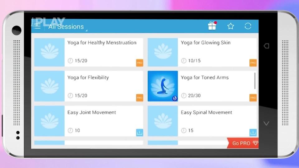 Prima Rádce - Aplikace Daily yoga