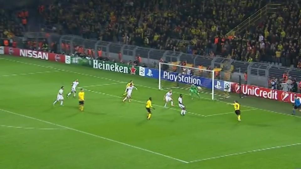 Vlastní gól - Semih Kaya 86 (4.11.2014)
