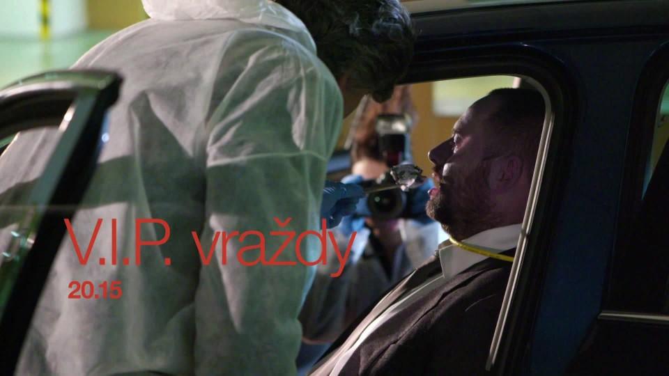 V.I.P. vraždy (2) - upoutávka