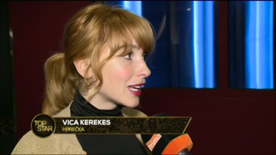 TOP STAR - Vica Kerekeš