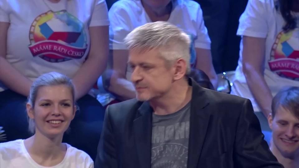Máme rádi Česko V (1): Jan Dolanský se zacvičuje