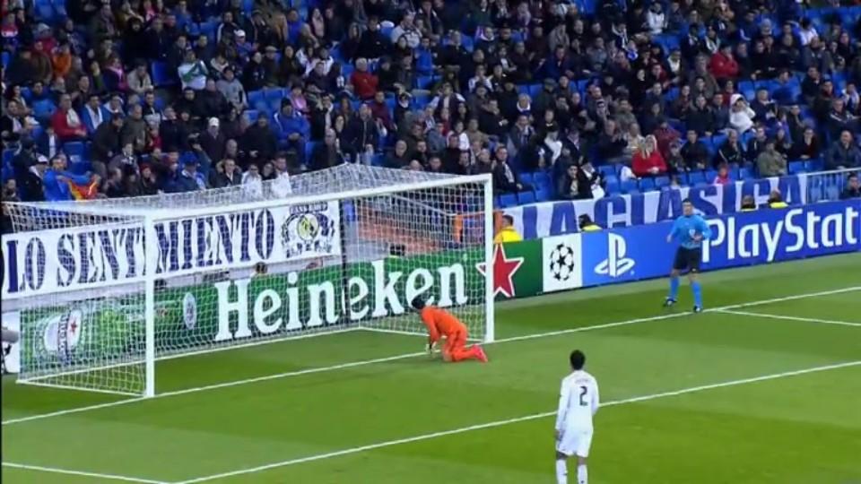 Sestřih zápasu - Real Madrid v Ludogorets (9.12.2014)