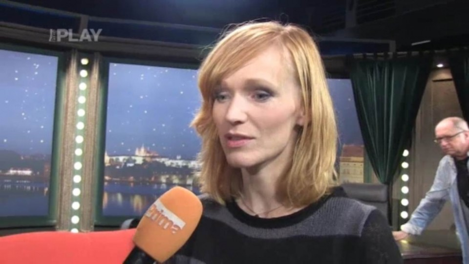 Show Jana Krause 15.11.2013 – Aňa Geislerová