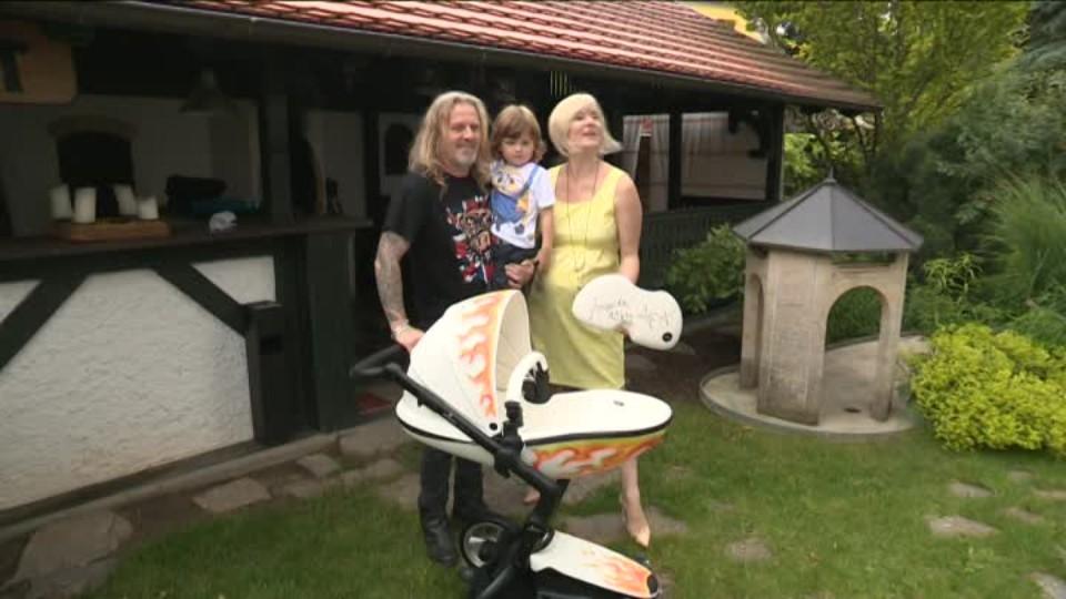 TOP STAR 21.6.2116 - Pepa Vojtek s Jovankou o porodu