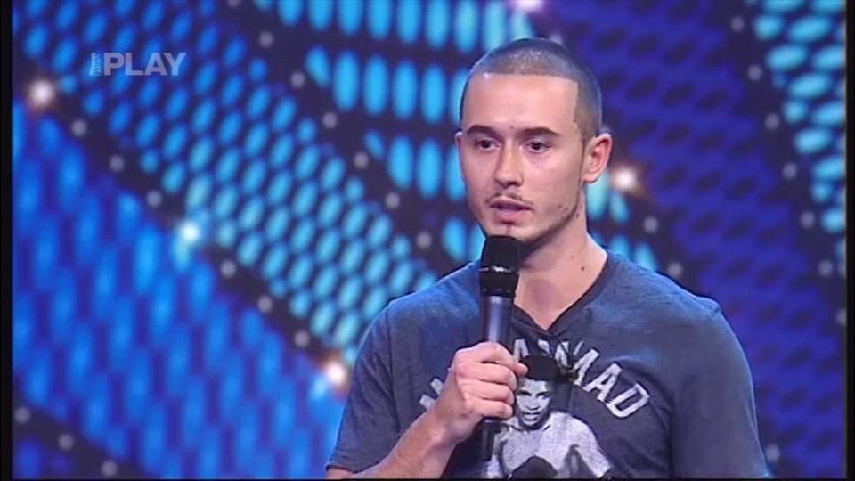 ČSMT IV (8) - Jakub Gulík vystoupení