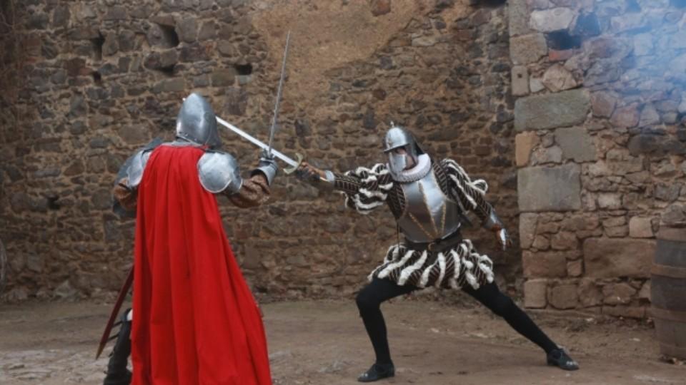 Meče našich vladařů