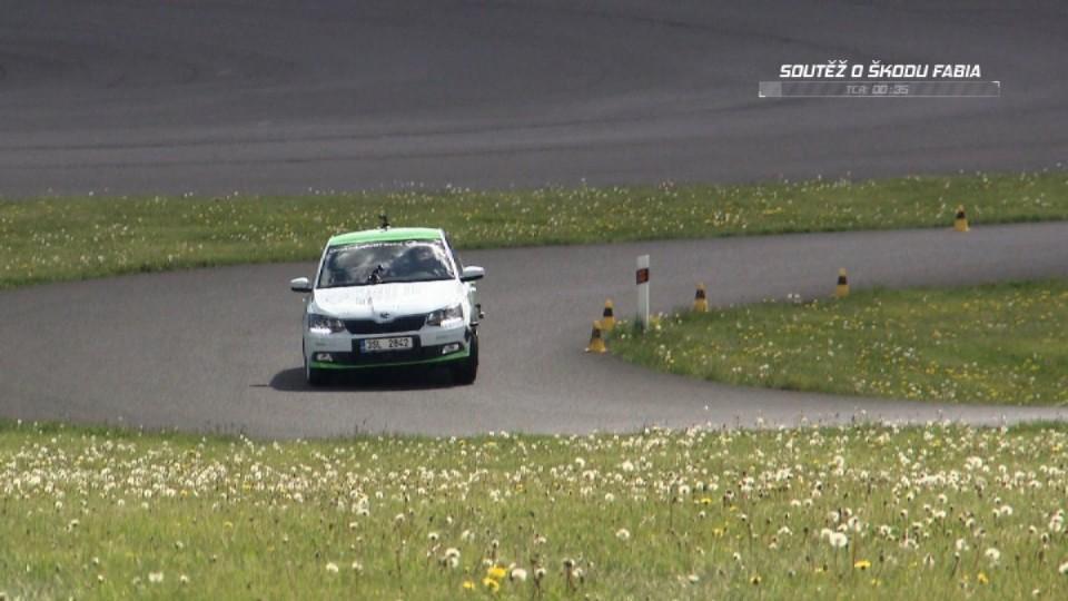 Soutěž o Škoda Fabia Druhý soutěžní týden II.