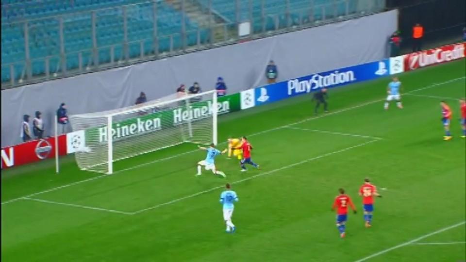 Gól - Milner 38 (21.10.2014)