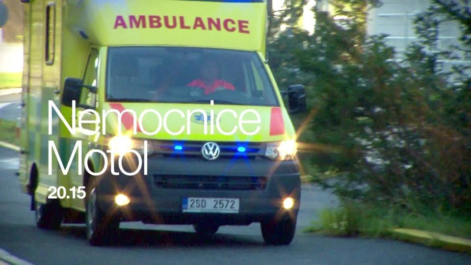 Nemocnice Motol (3) - upoutávka