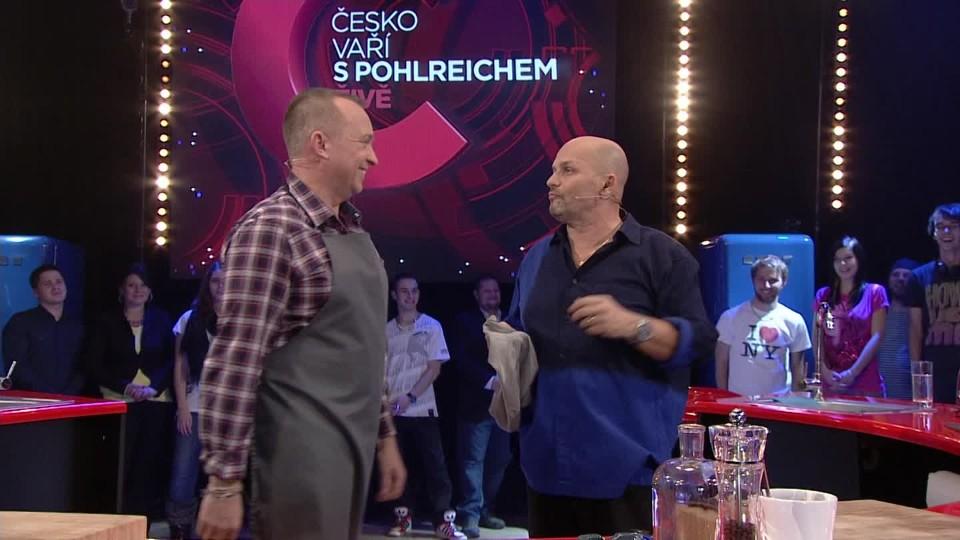 Česko vaří s Pohlreichem (5)
