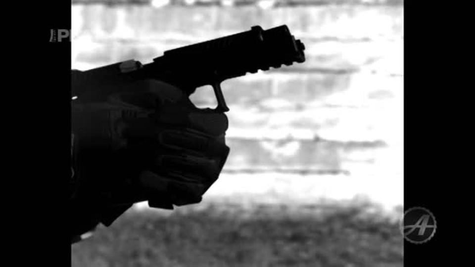 Auto kontra zbraně