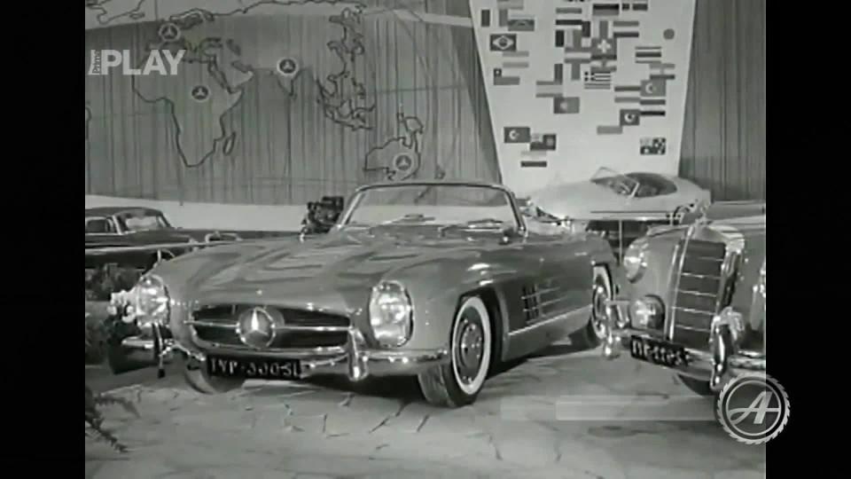 Mercedes-Benz 280 SL Automatic