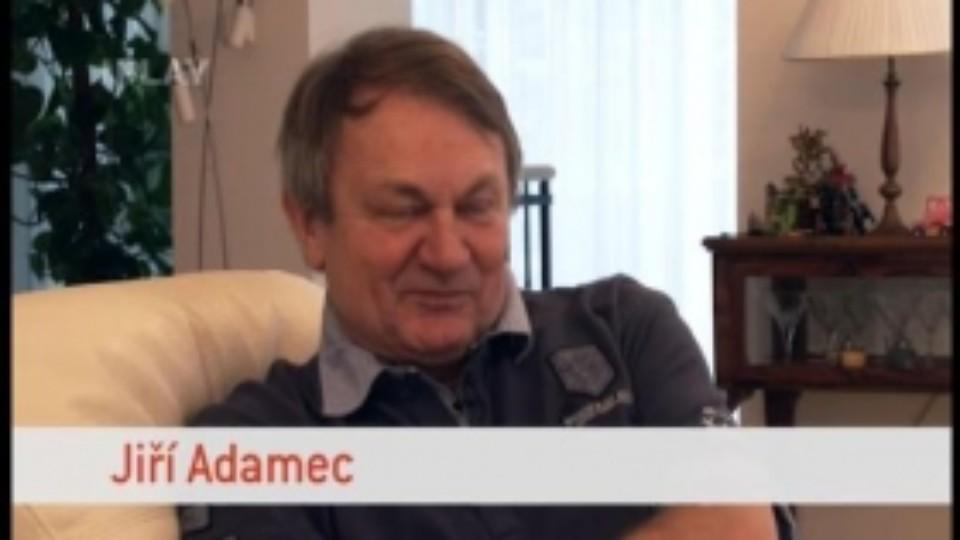 Cesty domů - Jiřího Adamec 3
