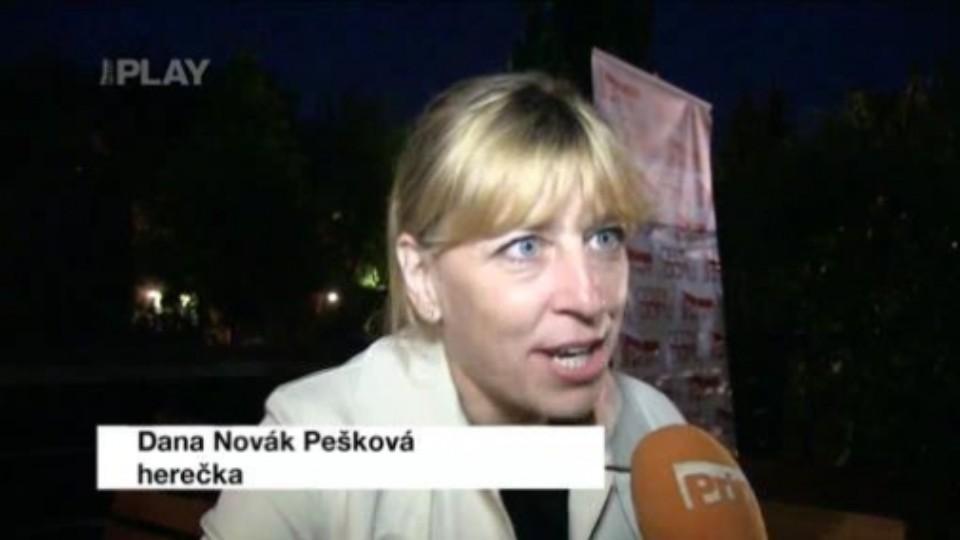 Cesty domů - Dana Novak Pešková