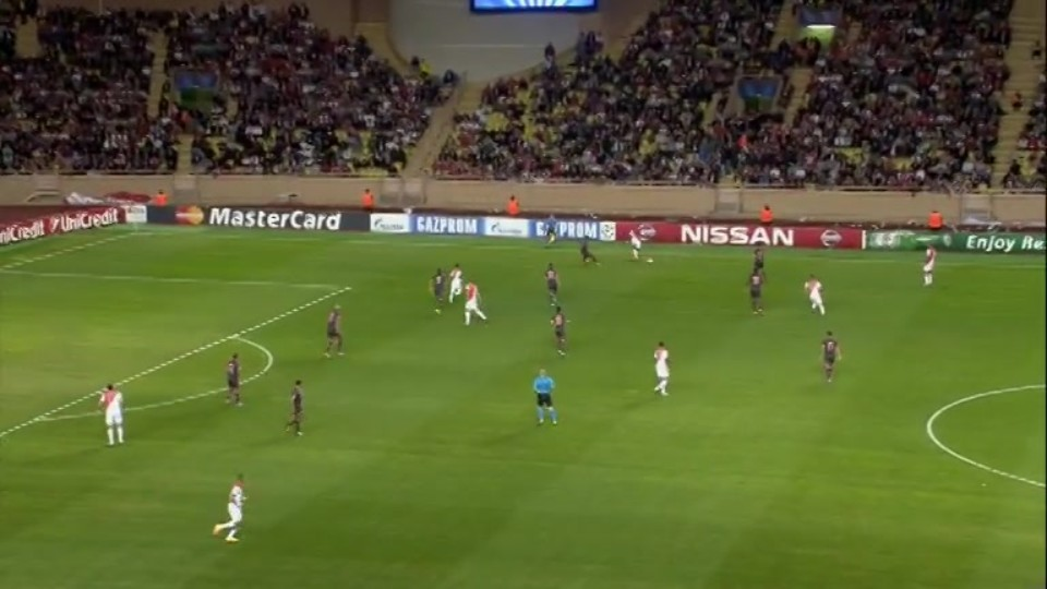 Sestřih zápasu - Monaco v Benfica (22.10.2014)
