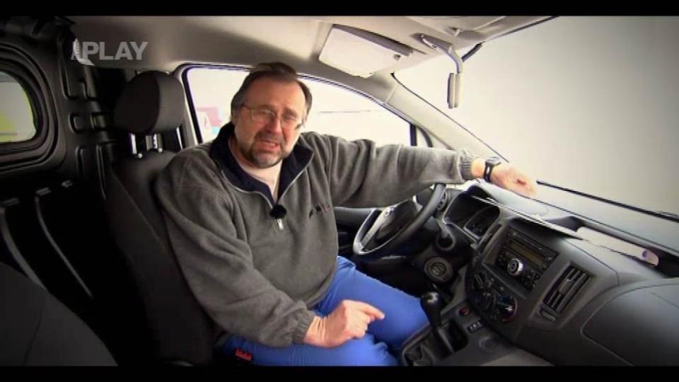 Nissan NV200 Van 1,5 dCi Comfort