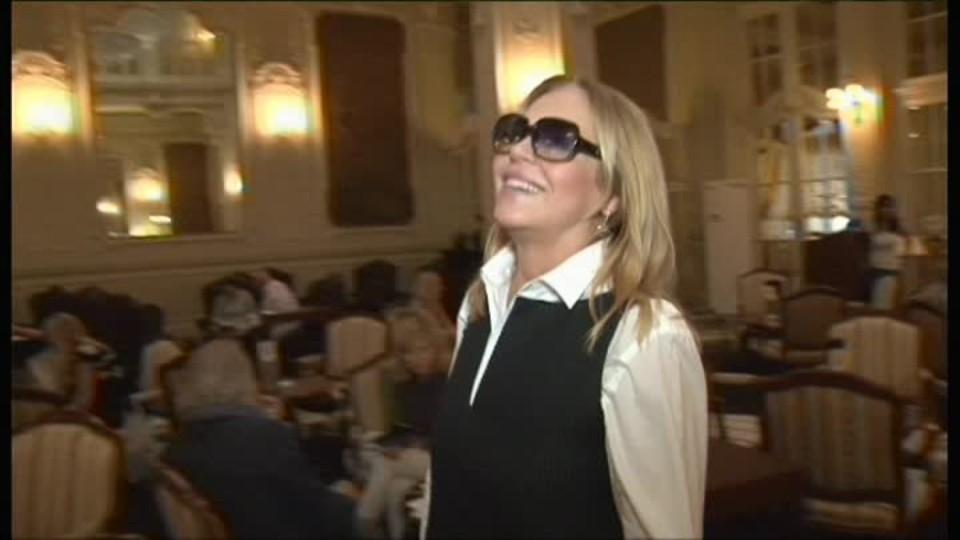 TOP STAR 6.7.2016 - Dagmar Havlová na MFF Karlovy Vary