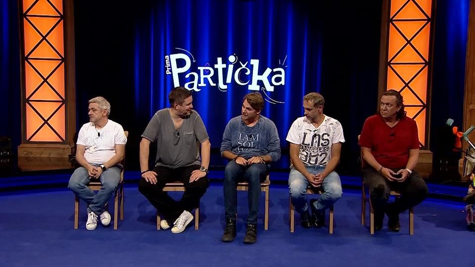 Prima Partička (4) - Hra 3 2 1