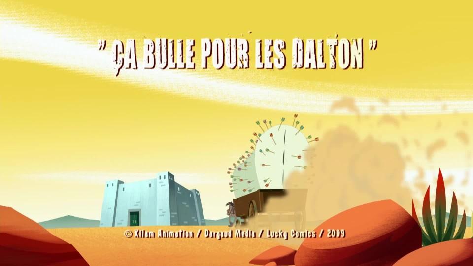 Daltonovi (1) – Bubliny pro Daltonovi
