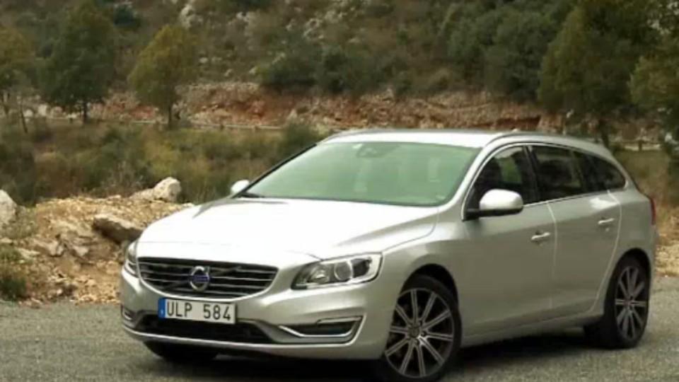 Volvo V60 D4 Drive-E