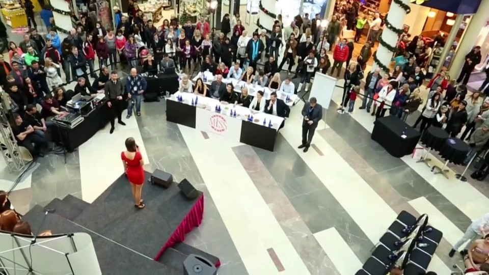 Česká MISS 2015 - Casting Pardubice, AFI PALACE