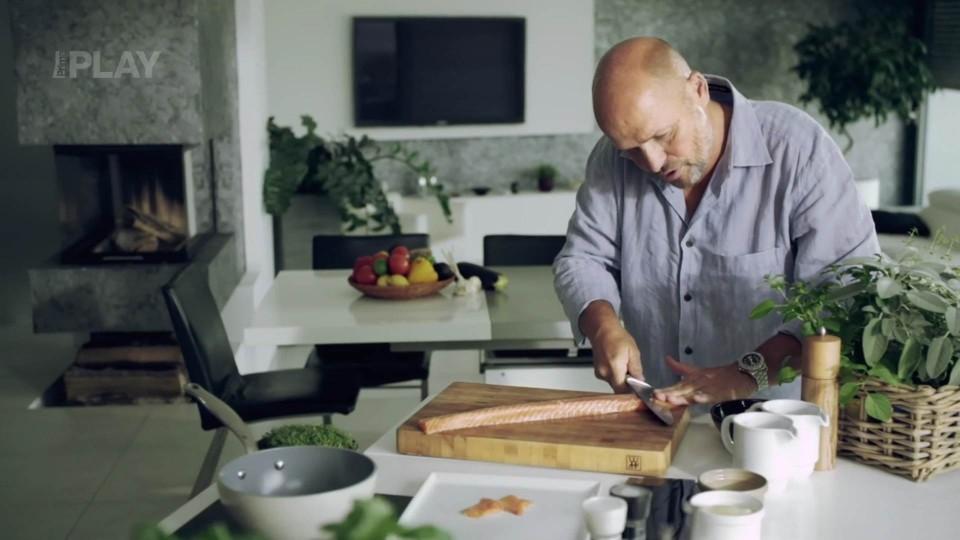 Teď vaří šéf (5) - Losos