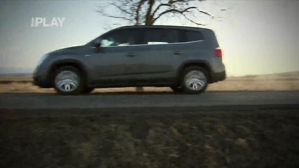 Chevrolet Orlando 2,0 VCDi (120kW) LTZ