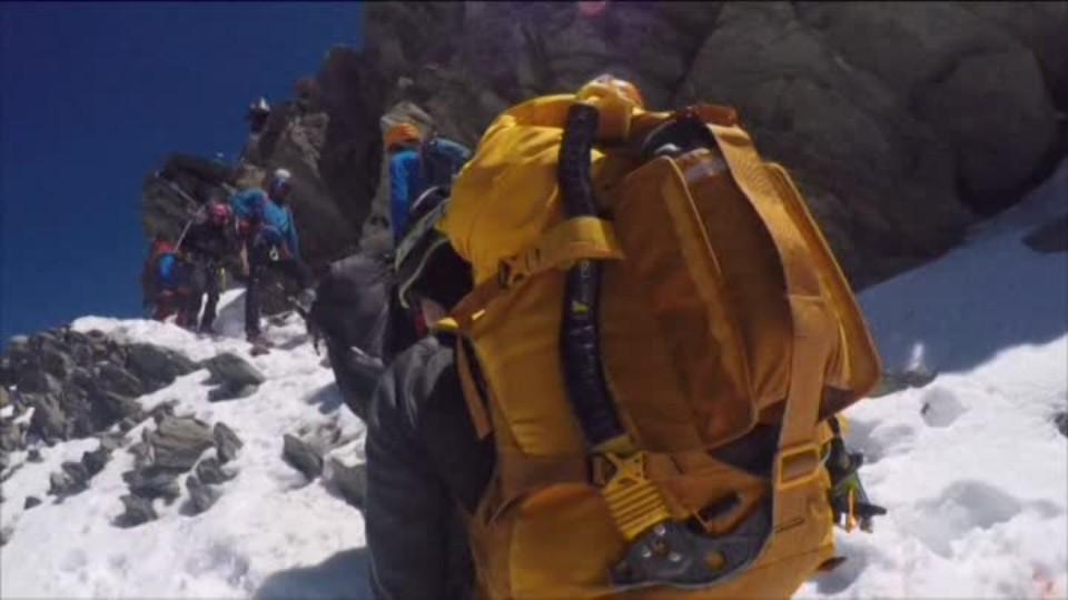 SVĚT: Moc turistů na Mont Blancu