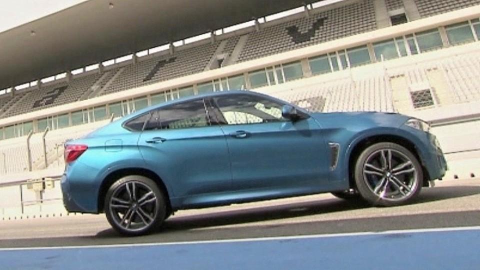 BMW X5 M + X6 M