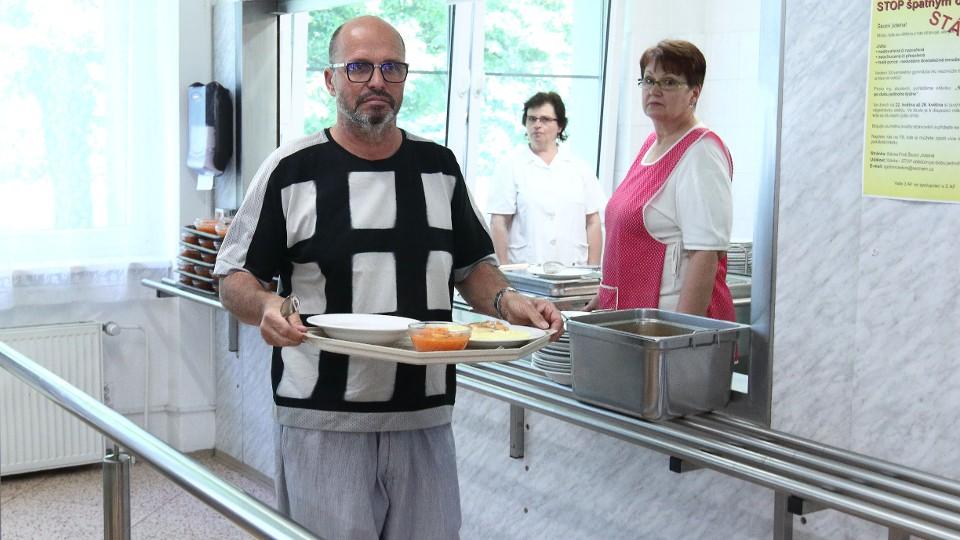 Ano, šéfe! VII (10) - Školní jídelna / Olomouc